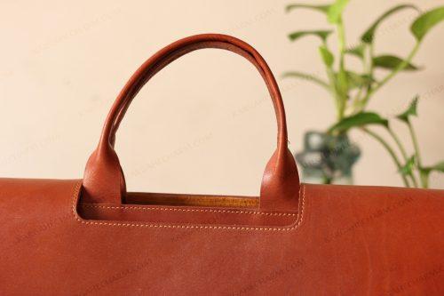 کیف چرم مردانه شیک