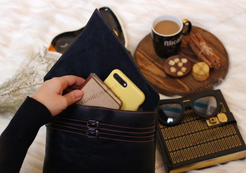 کیف چرم زنانه هدیه تولدی