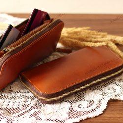 کیف پول چرم متفاوت