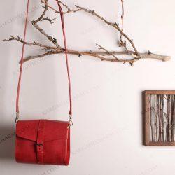 کیف چرم زنانه شیک تبلیغاتی کادو تولدی