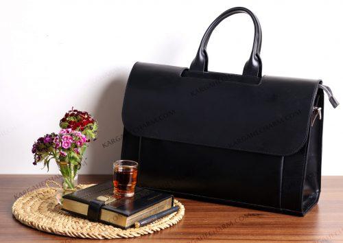 کیف چرم گاوی مردانه