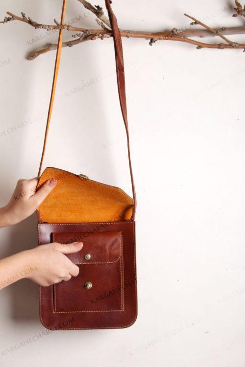 کیف دوشی مردانه تولدی