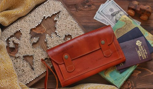 کیف چرم مردانه خاص