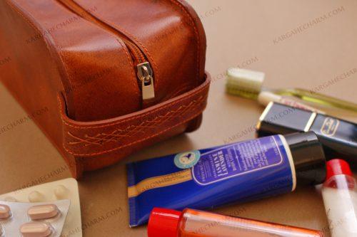 کیف چرم مردانه زینتی