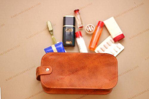کیف چرم مردانه جادار