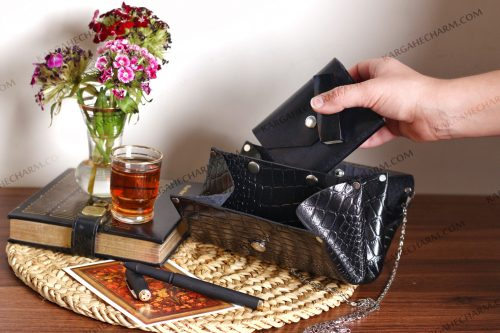 کیف چرم لاکچری زنانه