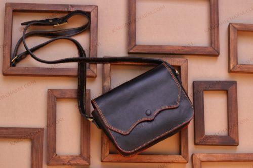 کیف چرم زنانه فانتزی هدیه دیپلمات