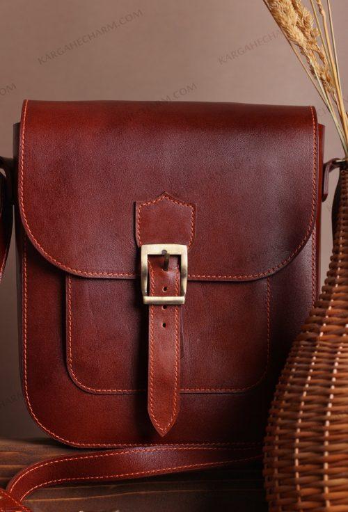 کیف چرم مردانه دیپلمات زینتی