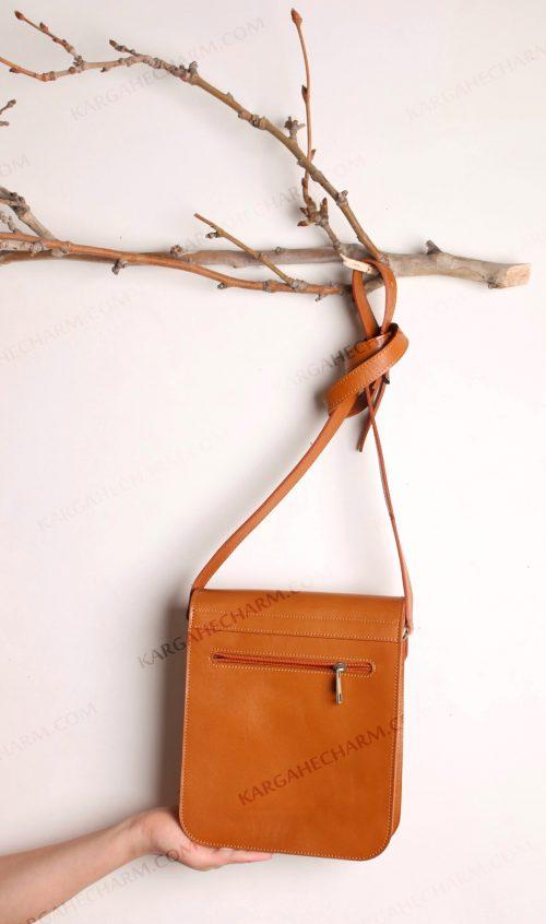 کیف دوشی مردانه دست ساز
