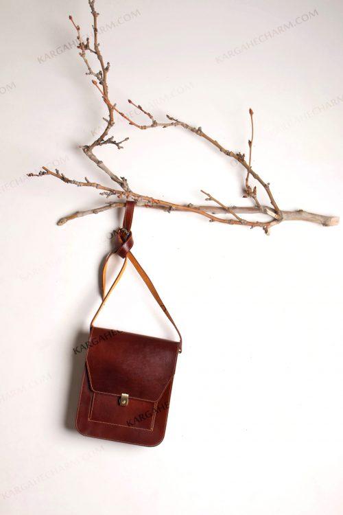 کیف دوشی مردانه زینتی