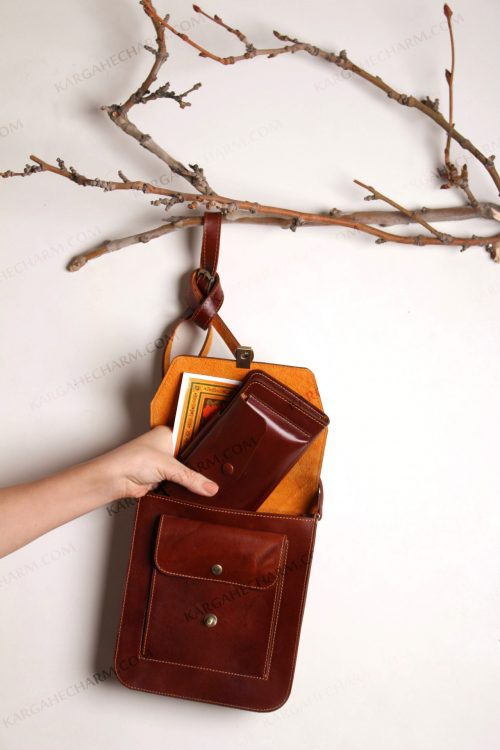 کیف دوشی مردانه اداری