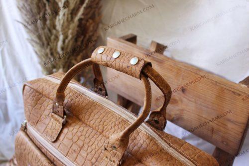 کیف چرم شتر